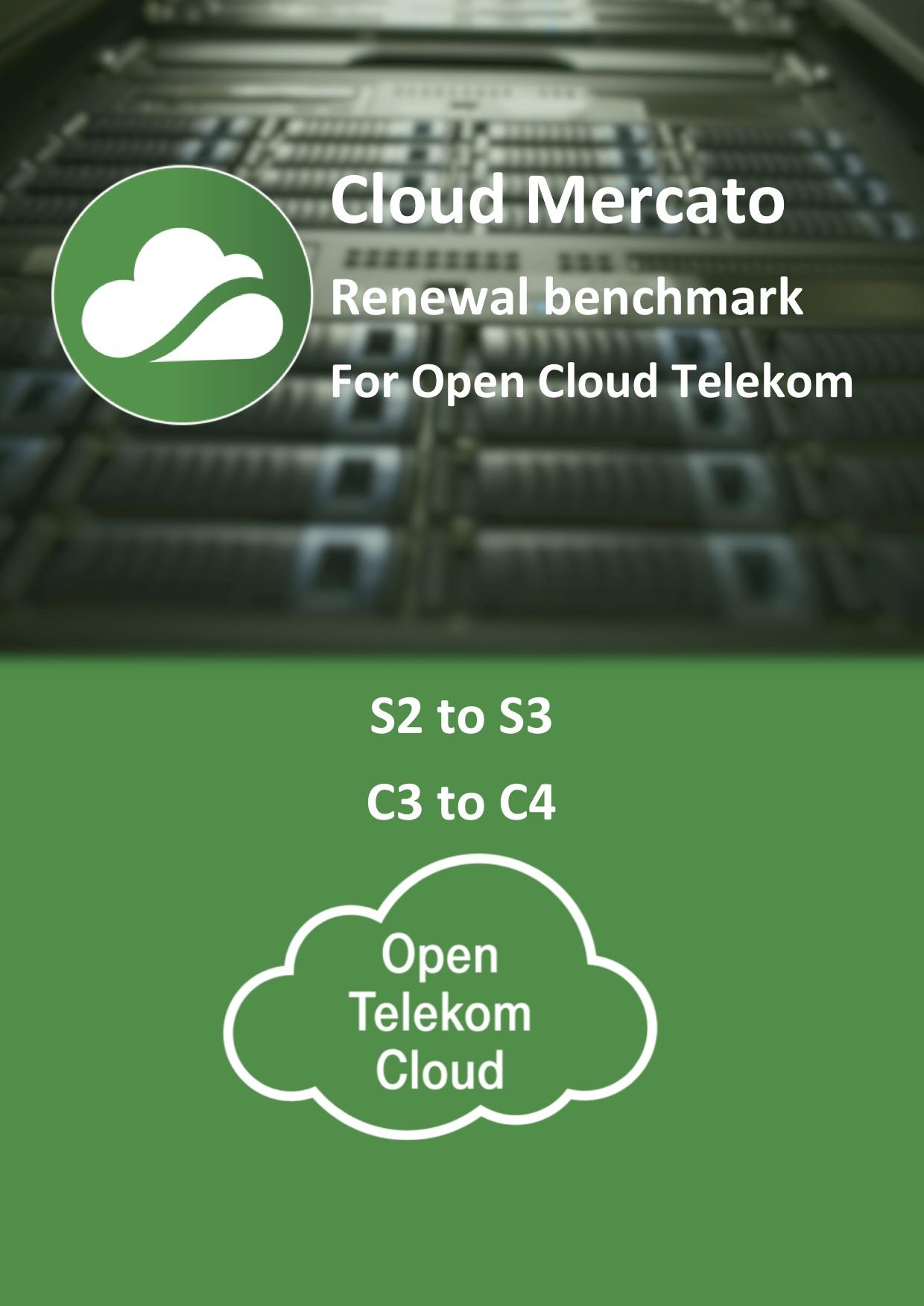 Open Cloud Telekom - VMs reneal 2020